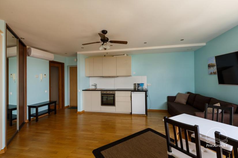 Apartamentai Šventojoje, Mokyklos g. 62 - 4
