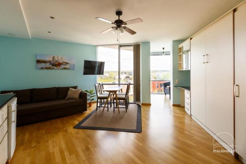Wohnung zu vermieten in Sventoji, im Komplex Elija