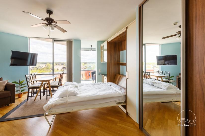 Apartamentai Šventojoje, Mokyklos g. 62 - 2