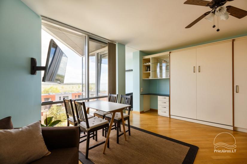 Apartamentai Šventojoje, Mokyklos g. 62 - 6