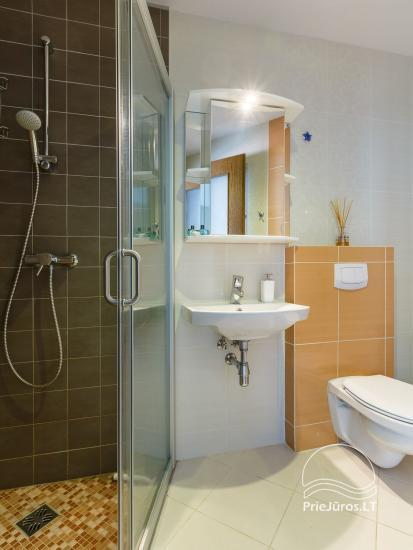 Apartamentai Šventojoje, Mokyklos g. 62 - 10