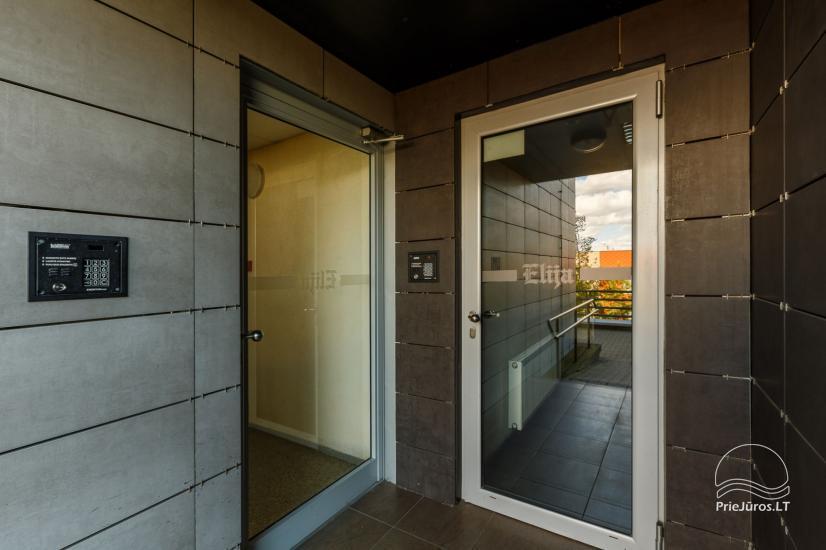 Apartamentai Šventojoje, Mokyklos g. 62 - 12