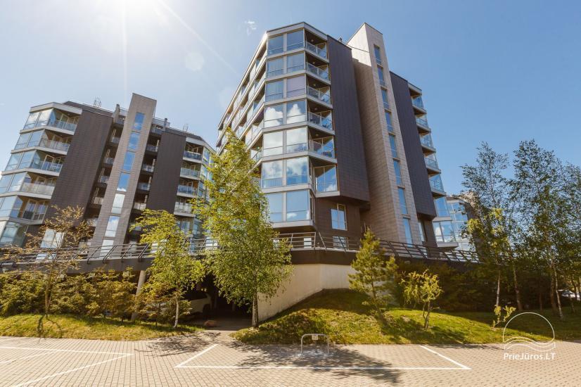 Apartamentai Šventojoje, Mokyklos g. 62 - 13