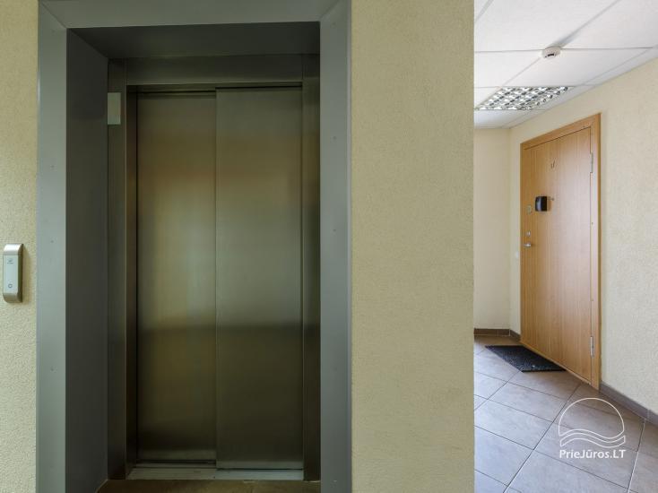 Apartamentai Šventojoje, Mokyklos g. 62 - 11