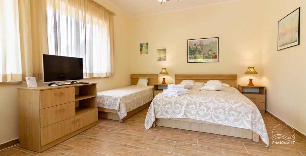 Vila Estate - apartamentų nuoma Palangoje, Kunigiškių gatvėje - 1