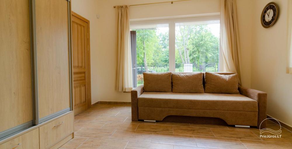 Vila Estate - apartamentų nuoma Palangoje, Kunigiškių gatvėje - 2