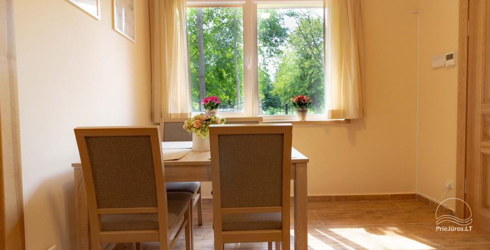 Vila Estate - apartamentų nuoma Palangoje, Kunigiškių gatvėje - 3