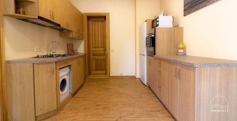 Vila Estate - apartamentų nuoma Palangoje, Kunigiškių gatvėje - 4