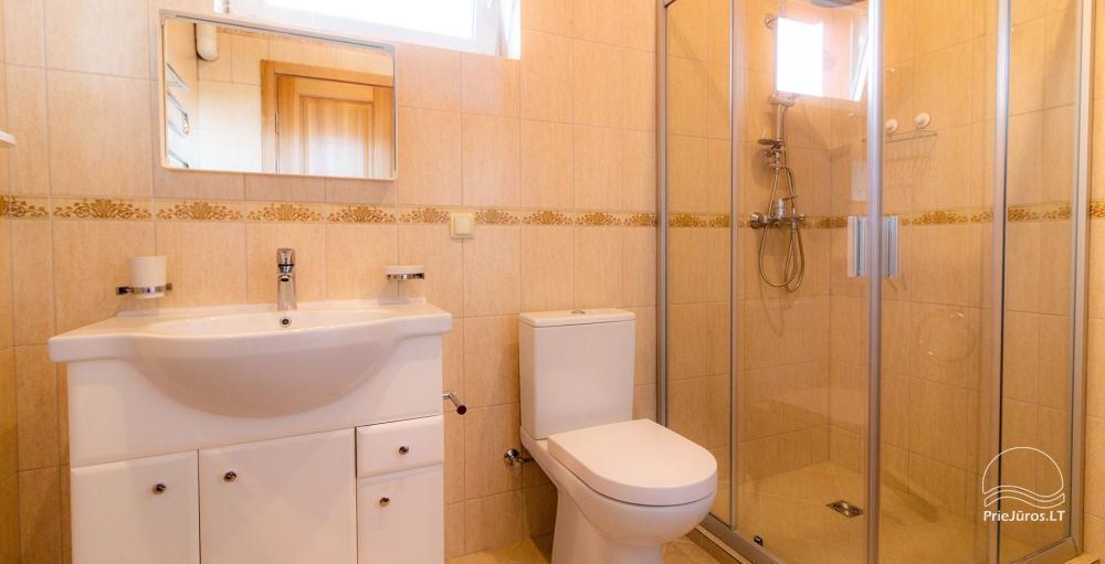 Vila Estate - apartamentų nuoma Palangoje, Kunigiškių gatvėje - 5