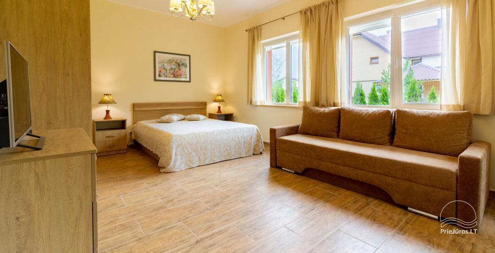 Vila Estate - apartamentų nuoma Palangoje, Kunigiškių gatvėje - 6