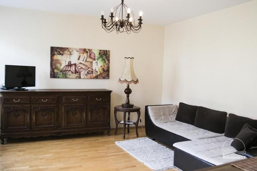 Old town apartment in Klaipeda for rent - 1
