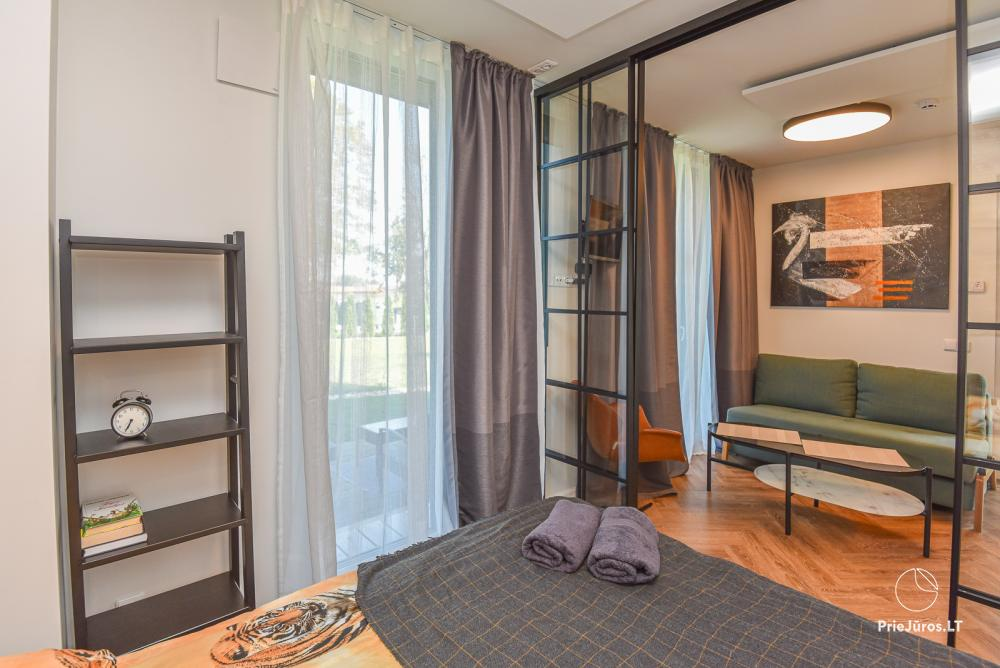 Apartment for Your rest in Palanga, in Kunigiskiai - 12