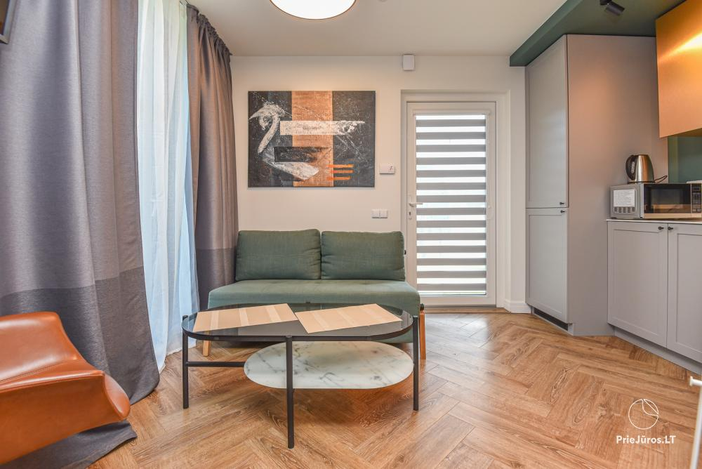 Apartment for Your rest in Palanga, in Kunigiskiai - 1