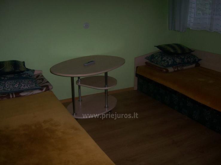 Kambarių, namelių nuoma Šventojoje - 3