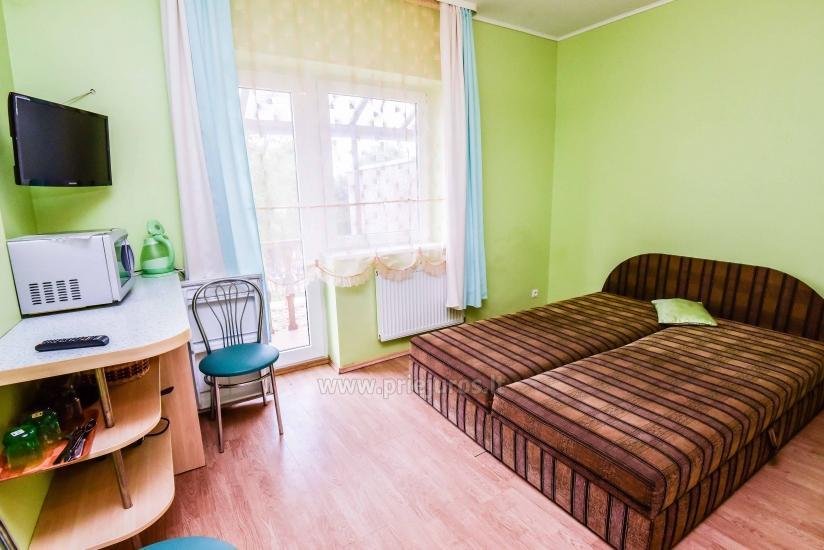 Kambarių, namelių nuoma Šventojoje - 6