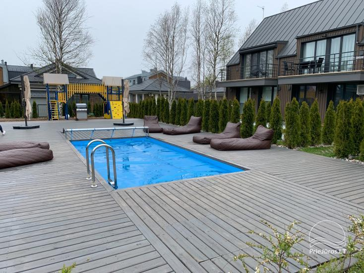 """Palanga Blue Pool Apartments"" - 10"