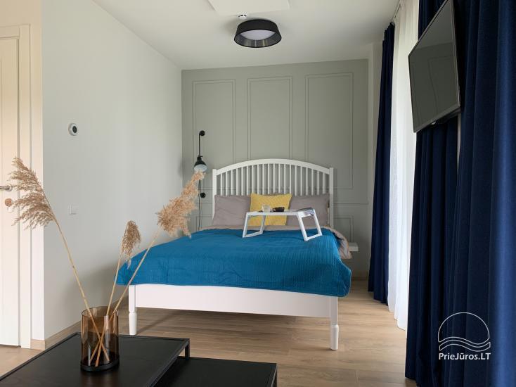 Palanga Blue Pool Apartments - Apartamentai su baseinu Palangoje