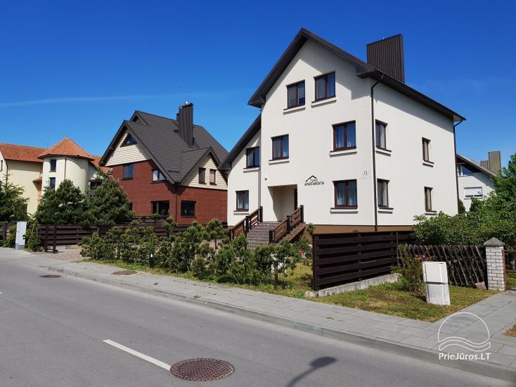 Tako Wohnung zu vermieten in Klaipeda, nahe der Ostsee