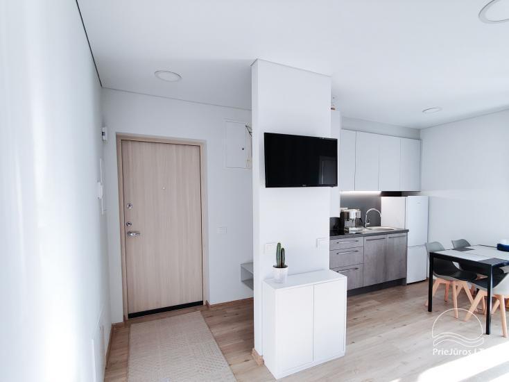 Apartamentai Palangoje, Užkanavės g. 37A-1 - 4