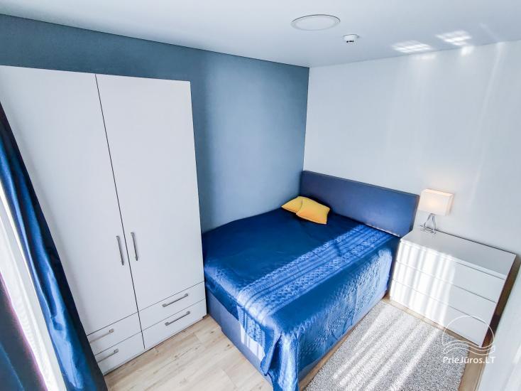Apartamentai Palangoje, Užkanavės g. 37A-1 - 9
