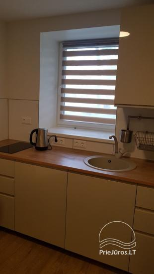 Studio apartment for rent in the center of Juodkrante, near the Curonian lagoon - 3