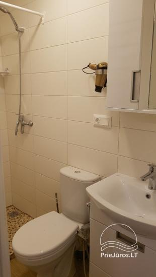 Studio apartment for rent in the center of Juodkrante, near the Curonian lagoon - 8