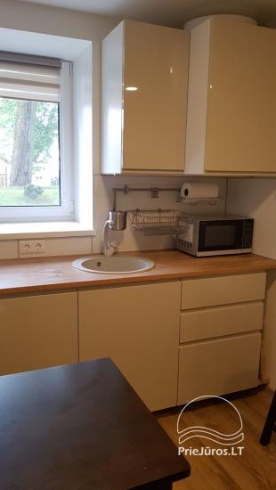 Studio apartment for rent in the center of Juodkrante, near the Curonian lagoon - 5