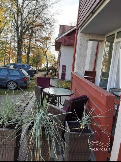 Studio apartment for rent in the center of Juodkrante, near the Curonian lagoon - 14
