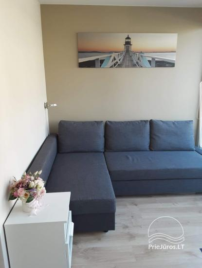 Studio apartment for rent in the center of Juodkrante, near the Curonian lagoon - 15