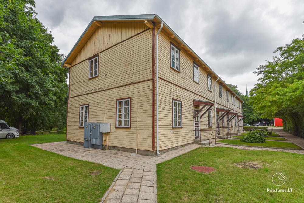 Cheap rental in Palanga, in J. Basanaviciaus street - 48