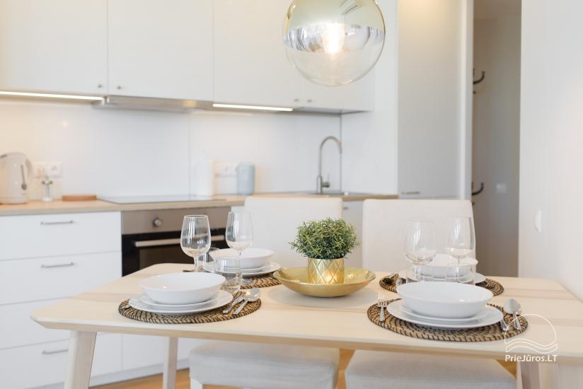 Apartment Kiras in Sventoji, in complex Elija - 5