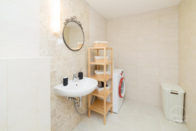 Apartment Kiras in Sventoji, in complex Elija - 10