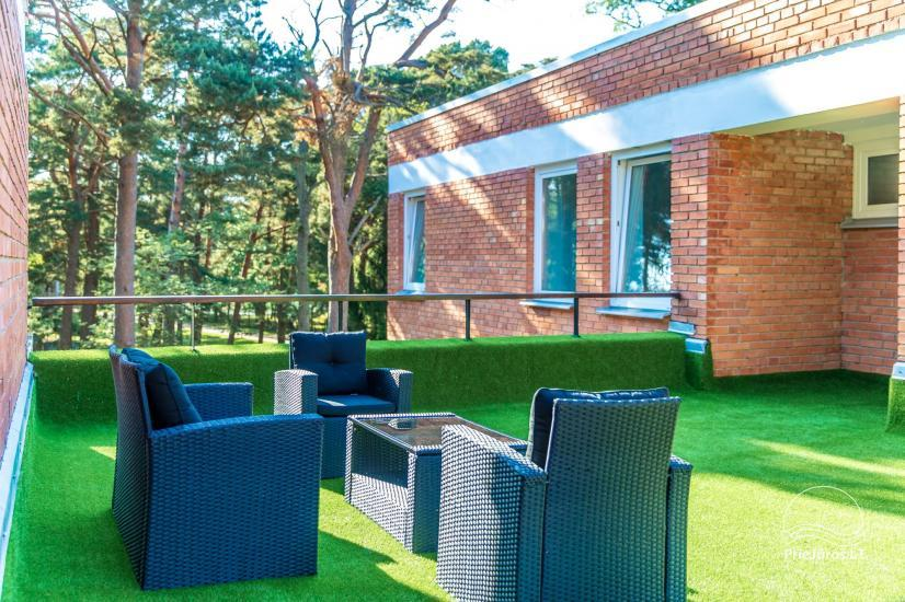 Zilvinelis - spacious cottages for rent in Palanga - 1