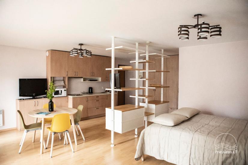 Apartamentai AIJA Nidos centre - 4