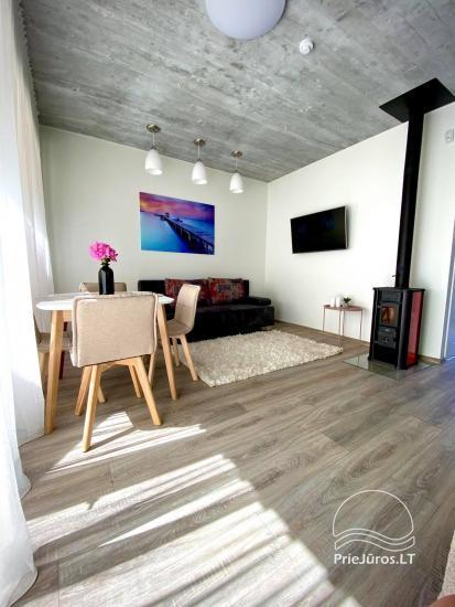 Villa Una - new 3-storey cottages in complex Ciki puki pajurys - 11
