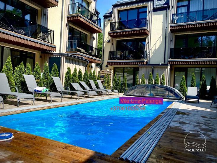 Villa Una - jauna 3 stāvu kotedža kompleksā Ciki puki pajurys - 1