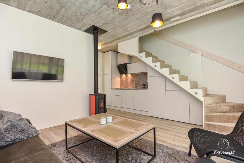 Villa Una - jauna 3 stāvu kotedža kompleksā Ciki puki pajurys - 6
