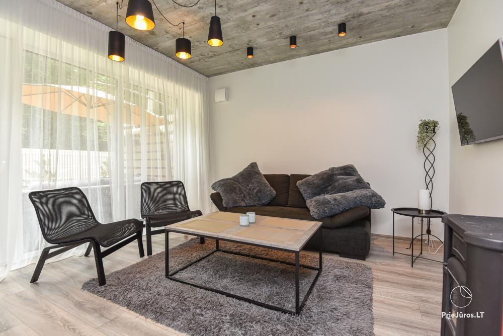 Villa Una - jauna 3 stāvu kotedža kompleksā Ciki puki pajurys - 5