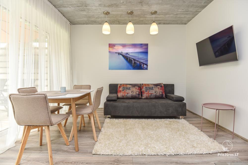 Villa Una - jauna 3 stāvu kotedža kompleksā Ciki puki pajurys - 4