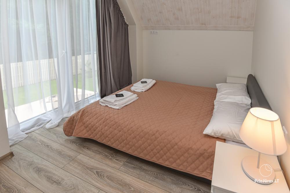 Villa Una - jauna 3 stāvu kotedža kompleksā Ciki puki pajurys - 3