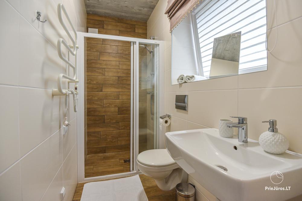 Villa Una - new 3-storey cottages in complex Ciki puki pajurys - 9