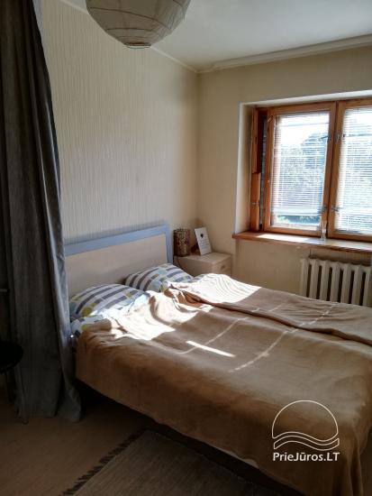 Cosy Apartment - jaukių apartamentų nuoma Klaipėdoje - 25