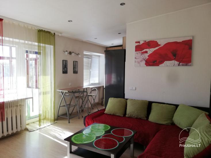 Cosy Apartment - jaukių apartamentų nuoma Klaipėdoje - 19
