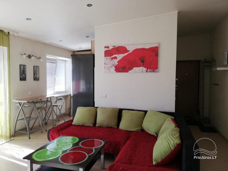Cosy Apartment - jaukių apartamentų nuoma Klaipėdoje - 20