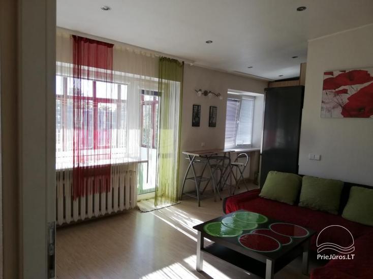 Cosy Apartment - jaukių apartamentų nuoma Klaipėdoje - 21