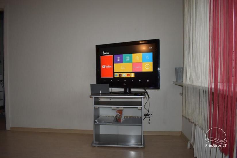Cosy Apartment - jaukių apartamentų nuoma Klaipėdoje - 22