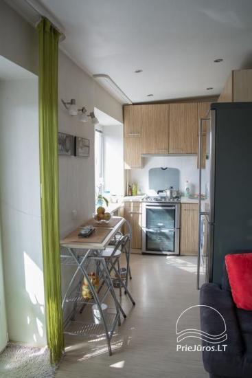 Cosy Apartment - jaukių apartamentų nuoma Klaipėdoje - 23