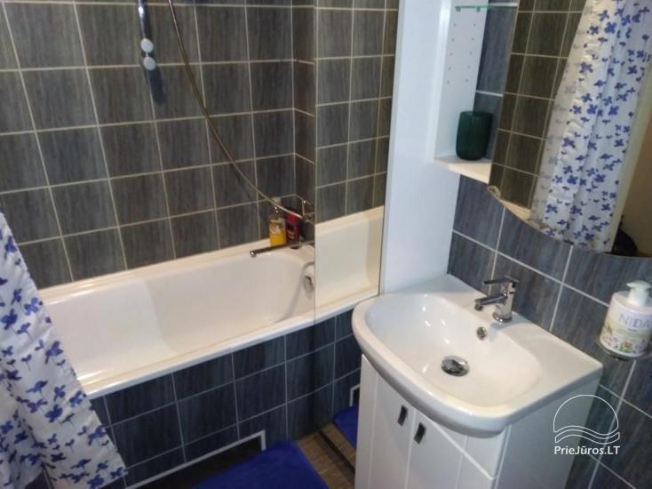 Cosy Apartment - jaukių apartamentų nuoma Klaipėdoje - 27