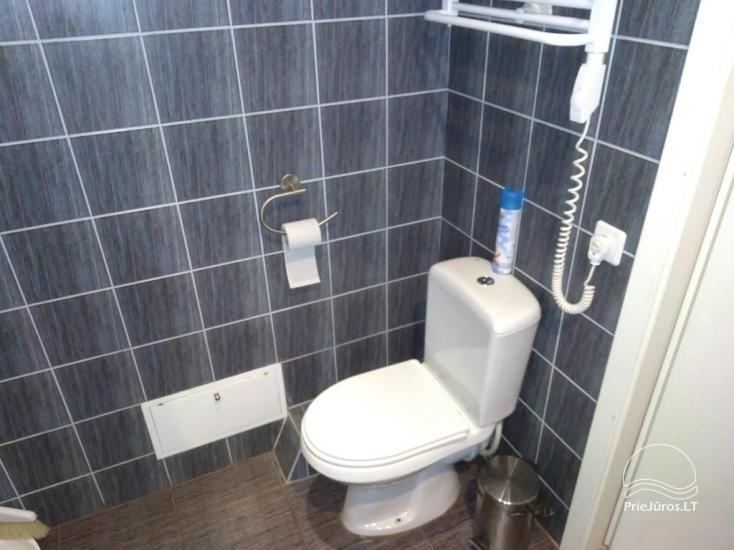 Cosy Apartment - jaukių apartamentų nuoma Klaipėdoje - 28