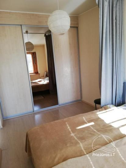 Cosy Apartment - jaukių apartamentų nuoma Klaipėdoje - 26